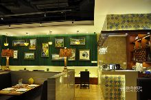 圣多斯西餐厅设计(京基店)7